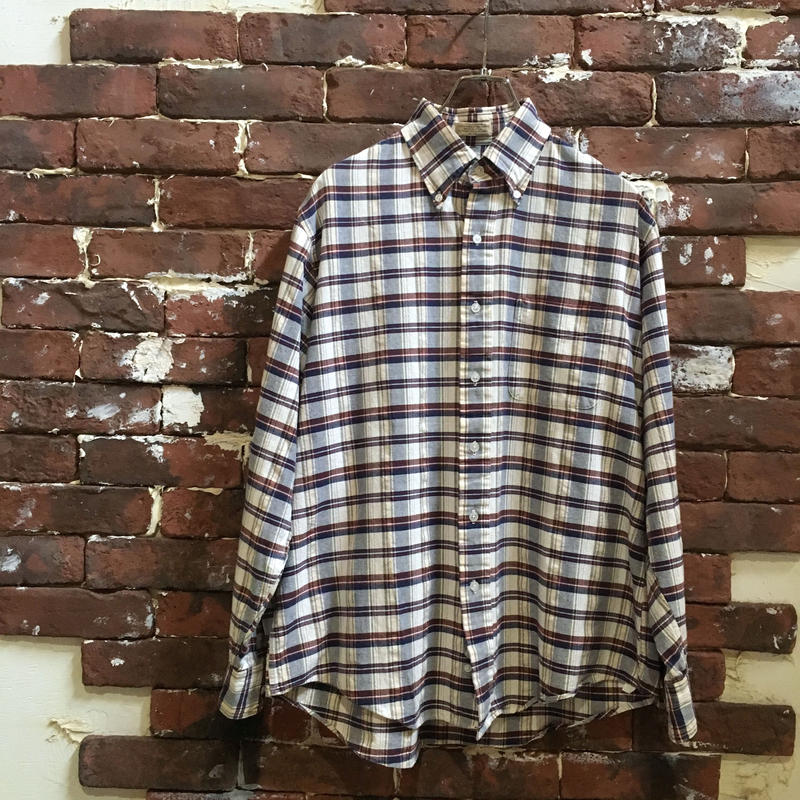 LL BEAN COTTON BD SHIRT