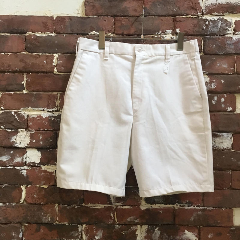 70-80S WHITE WORK SHORTS