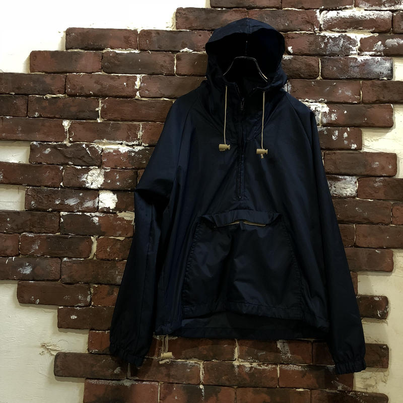 TWIN MOUNTAIN NYLON P/O JACKET