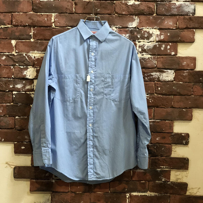 OLD COTTON SHIRT