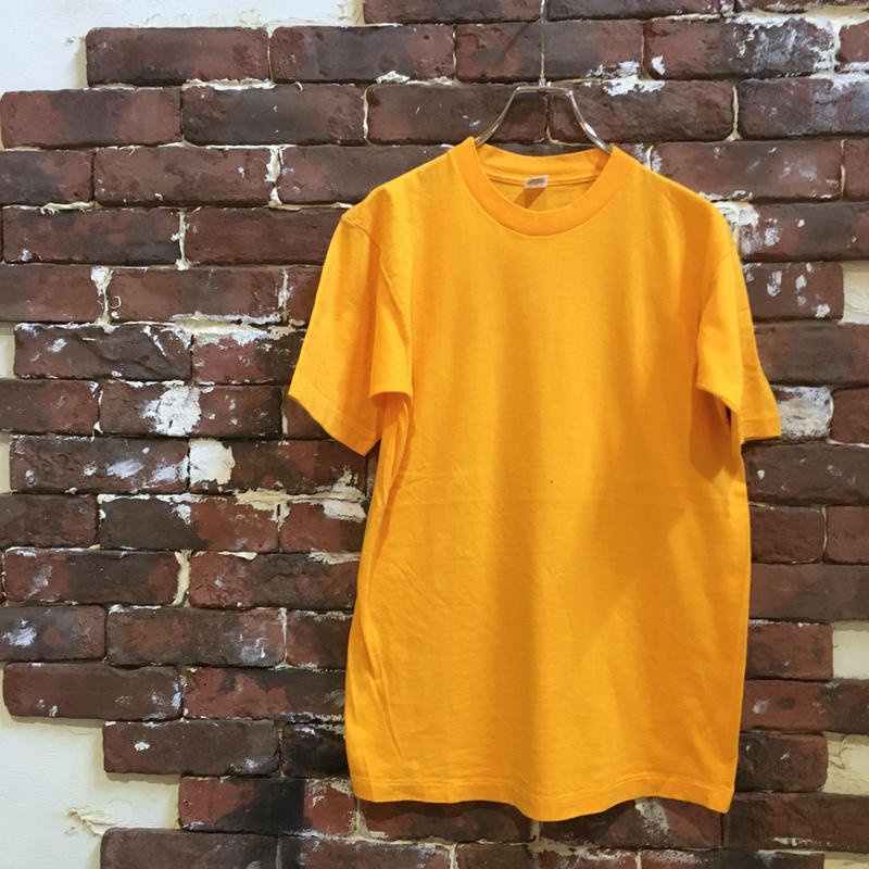 70S COTTON SOLID TEE