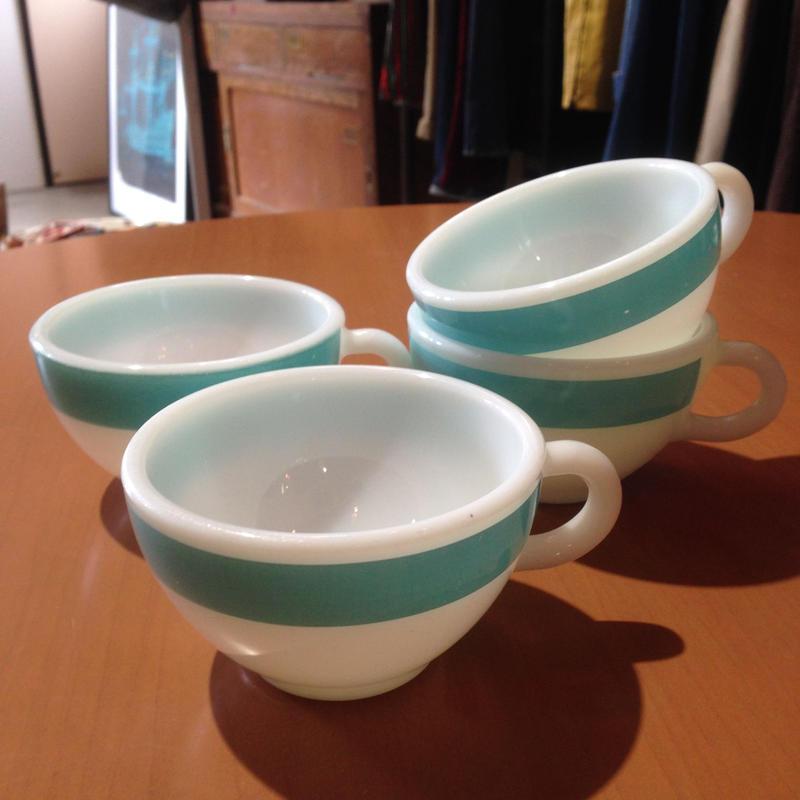CORNING COFFEE CUP