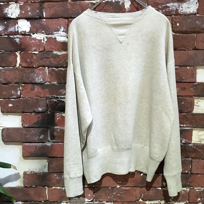 40s 両V SWEAT PLAIN