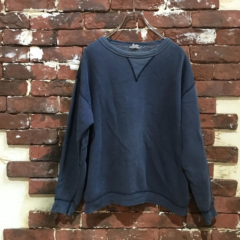 60-70s LADIES COTTON SWEAT
