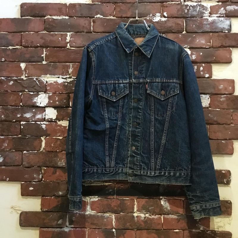 LEVI'S 70505 0317 DENIM JACKET
