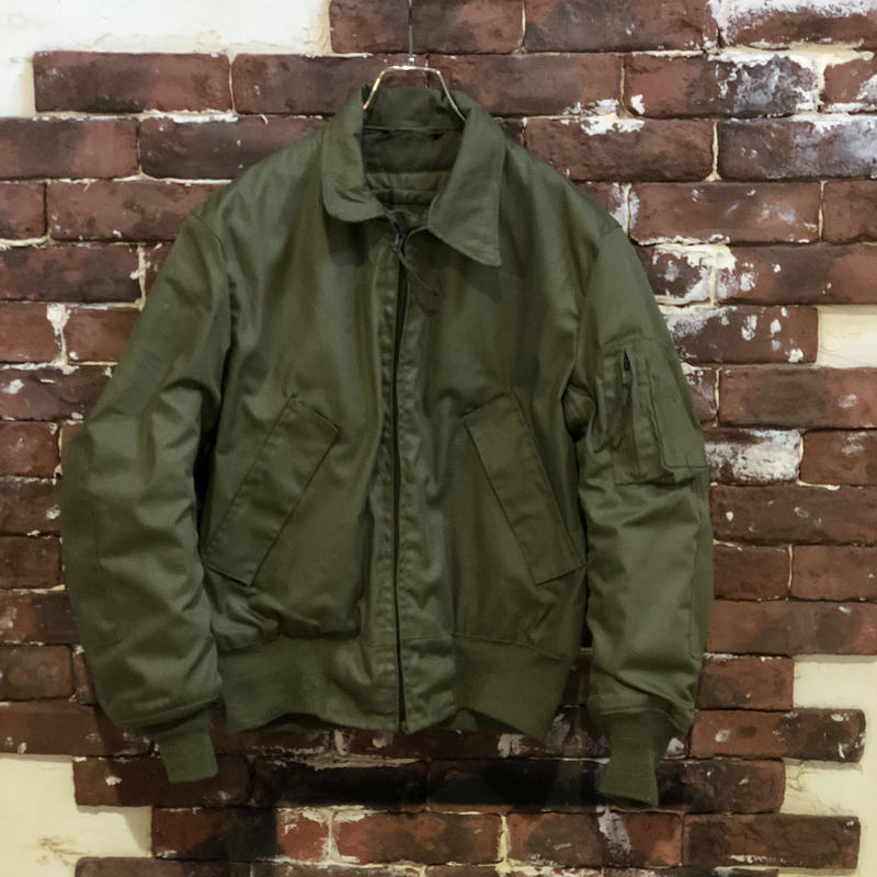 80s US ARMY COLD WEATHER JACKET