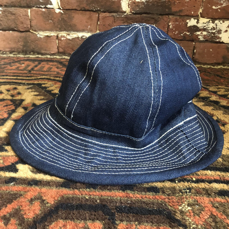 70s DENIM HAT