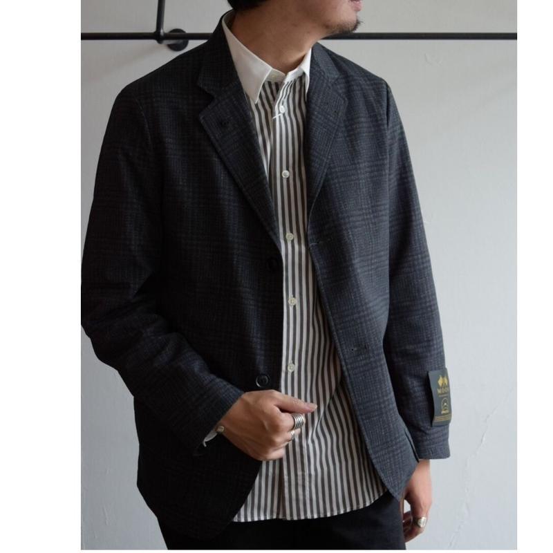 nanamica / ALPHADRY Club Jacket Clen Check  suaf960