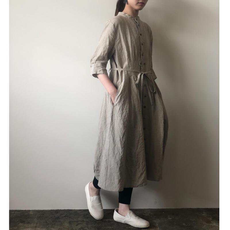 Vlas Blomme  / KL Heritage 80 シャツドレス