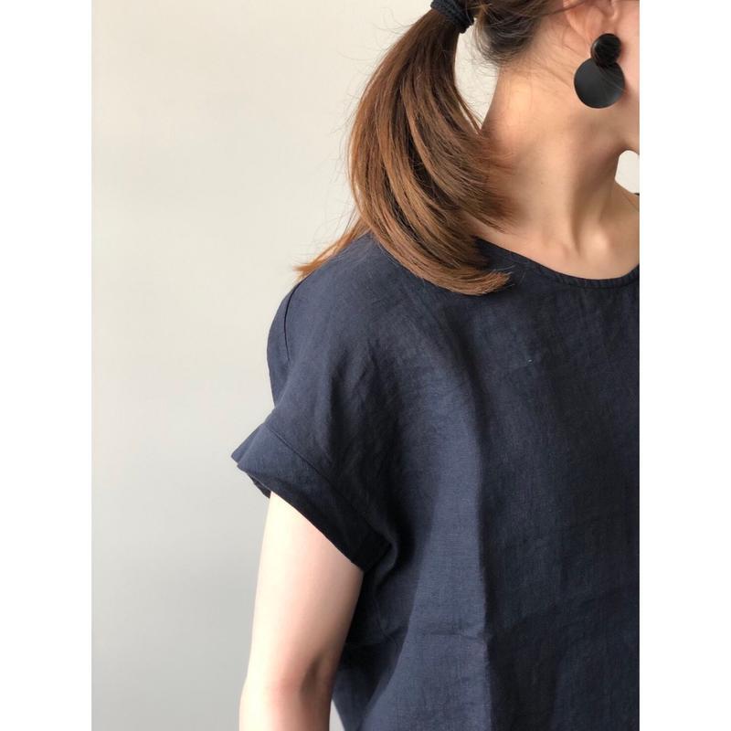 evam eva  / short sleeves pullover