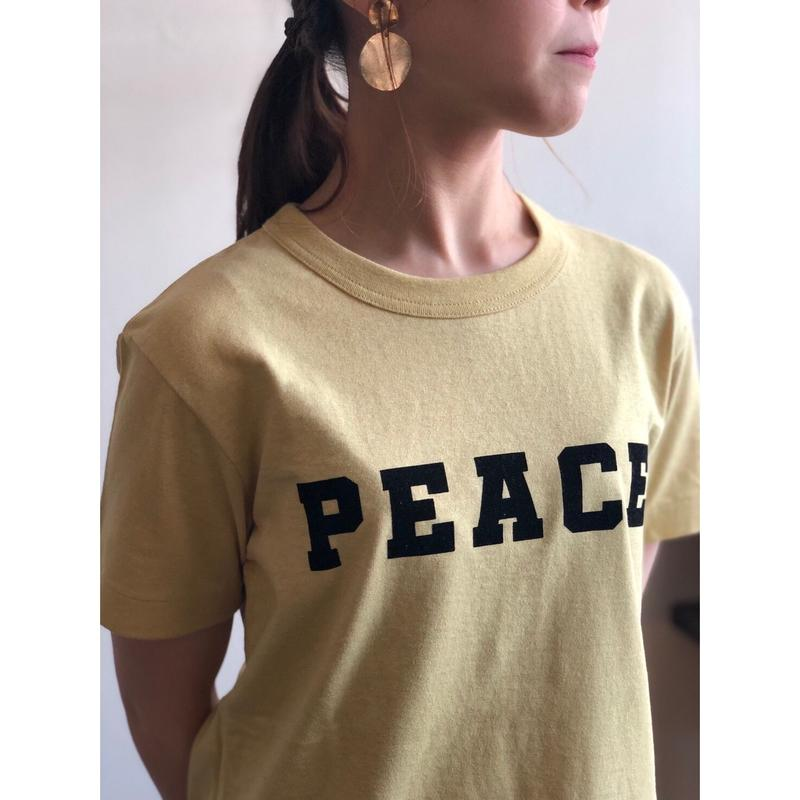 R&D.M.Co/3626/PEACE T shirt