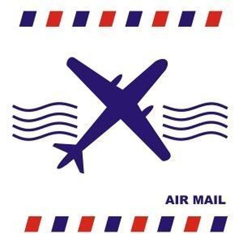海外発送料 航空便  EMS Overseas shipping charges.