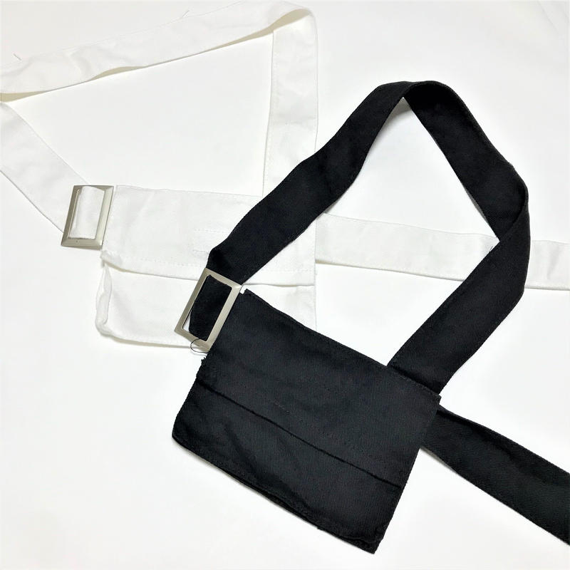 Canvas Belt Cross Bag