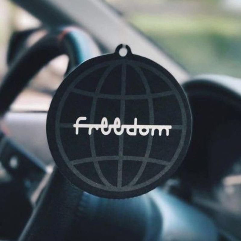 【freedom.tw エアフレッシュナー】