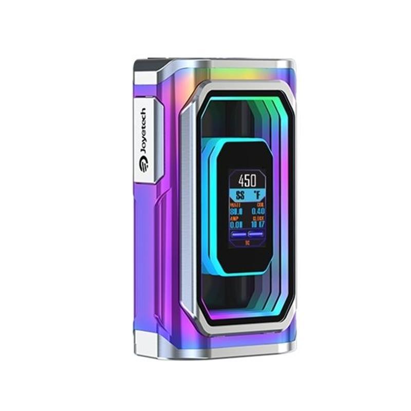 <展示品特価>Joyetech ESPION Infinite 21700 230W TC Box MOD Rainbow