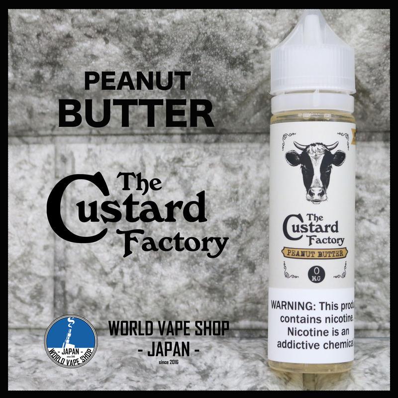 THE CUSTARD FACTORY PEANUT BUTTER
