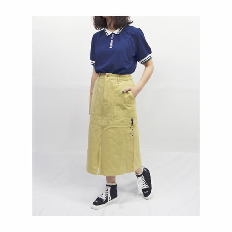 【Rydia】ナイスビューストレートスカート