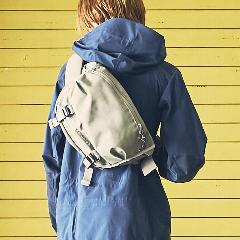 【CITY】COMMUTER MESSENGER SMALL /GRAY (VBOM-4162)