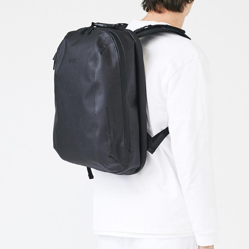 'DRY PACK'serise -CITY ROUNDPACK / BLACK (VBOF-4951)