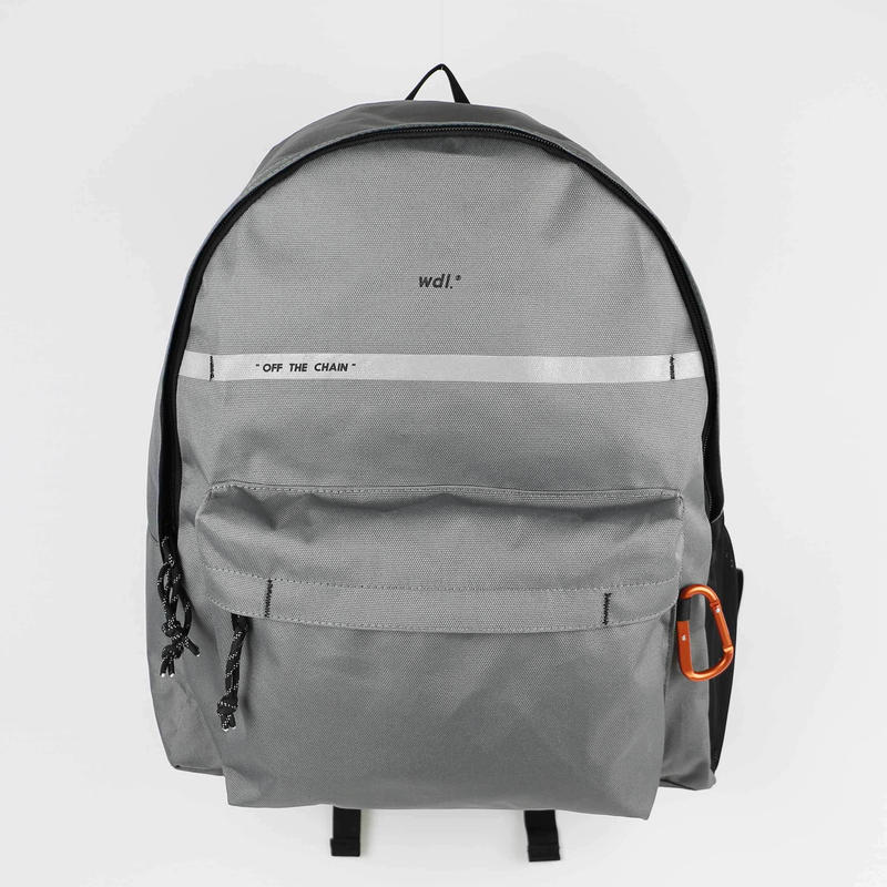 Reflective Cordura Big Pack / GRAY (VBOM-5147)