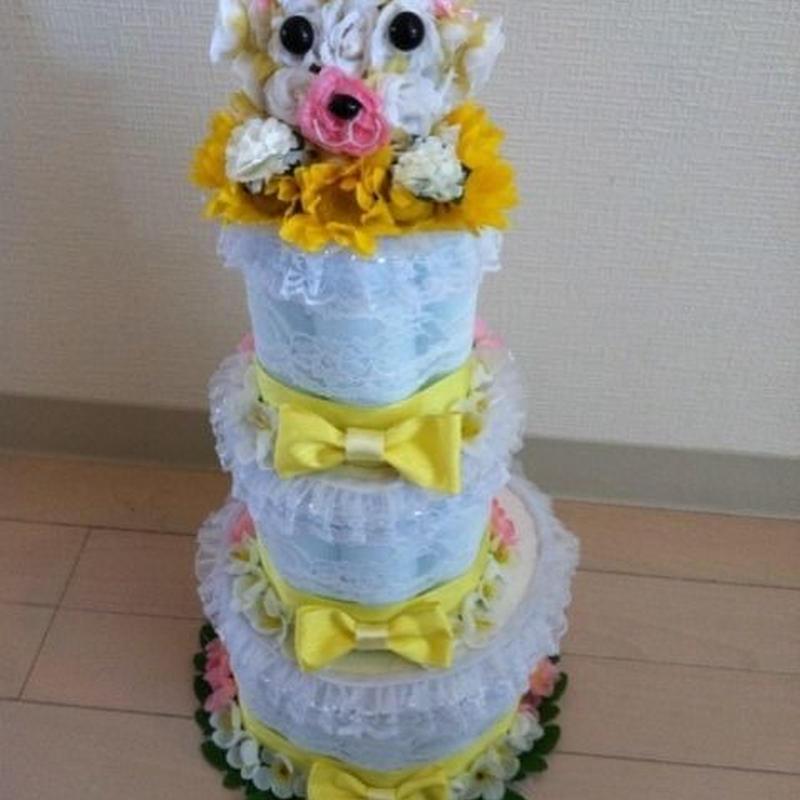 【オーダーメイド】ペットシーツケーキ
