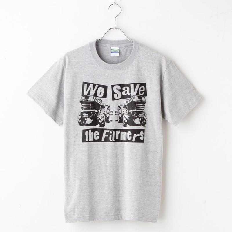 wstf Tシャツ Grey