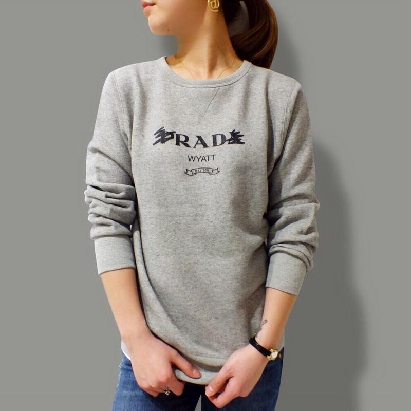 【WYATT / ワイアット】RAD  SWEAT  for WOMEN