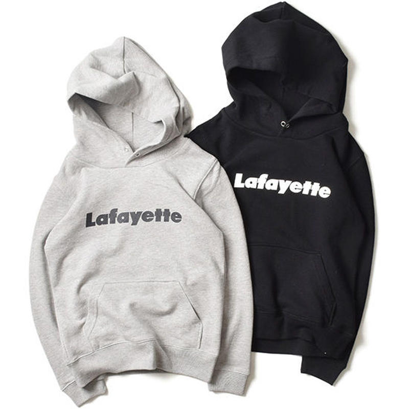 【LAFAYETTE / ラファイエット】LOGO HOODIE