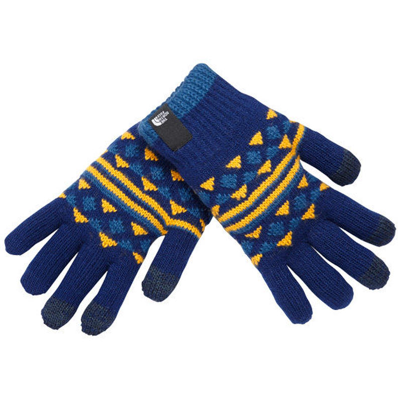 【THE NORTH FACE / ノースフェイス キッズ】E-KNIT GLOVE