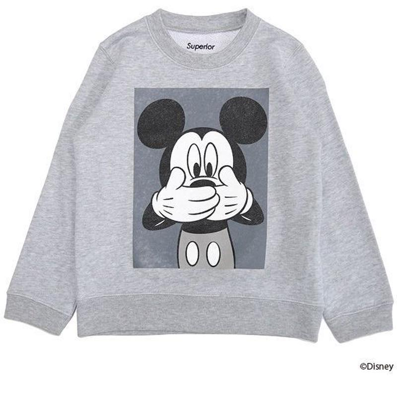 【 SUPERIOR / スペリオール 】Disney Collection SWEAT