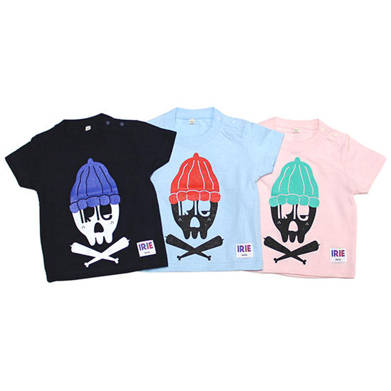 【 IRIE LIFE / アイリーライフ 】Irie Skull Kids Tee キッズ Tシャツ