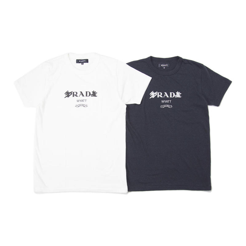 【WYATT / ワイアット】RAD TEE for MAN&WOMAN