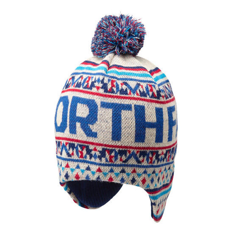 【THE NORTH FACE / ノースフェイス キッズ】SHERPA BEANIE