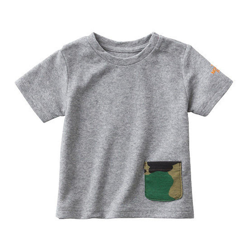 【THE NORTH FACE / ノースフェイス】Pile Pocket Tee / for baby