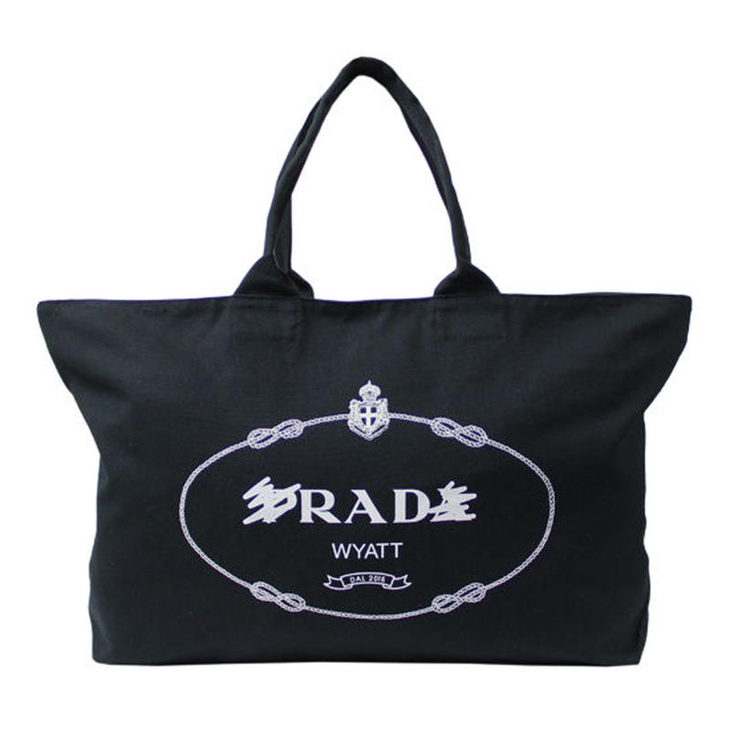 【WYATT / ワイアット】RAD BIG TOTE BAG
