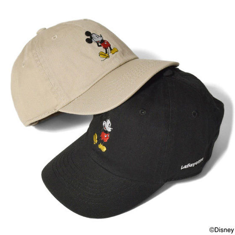 【LAFAYETTE / ラファイエット キッズ】Mickey Mouse Kids Cap