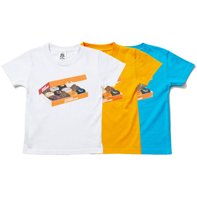【 NINE RULAZ / ナインルーラーズ 】Nine Munchies KIDS Tee