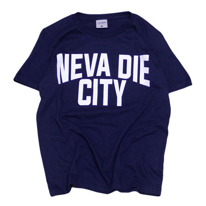 【 CASSETTE PUNCH / カセットパンチ 】 Neva Die City for WOMEN