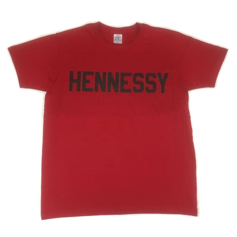 Hennessy Tee (Red)
