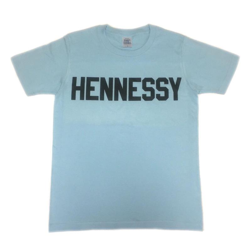 Hennessy Tee (Light Blue)