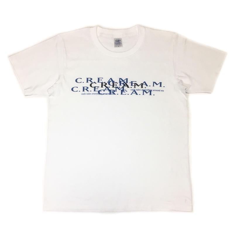 C.R.E.A.M. Tee (White)