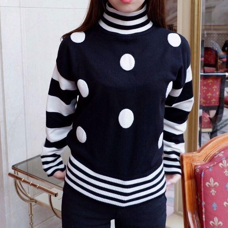 A la mode knit