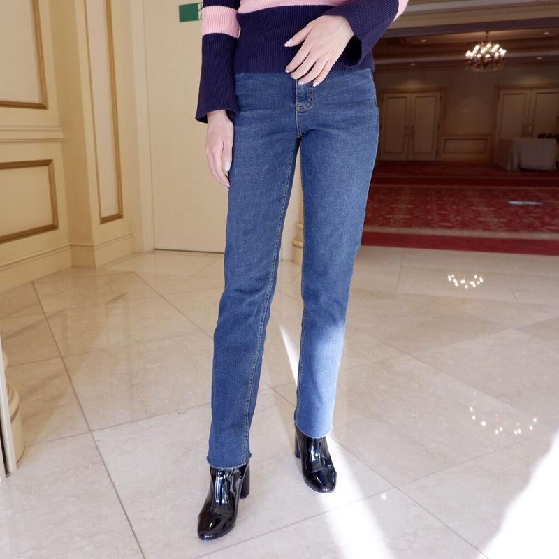 KIMO straight jeans