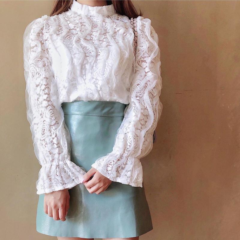 【予約】rosy BL / white