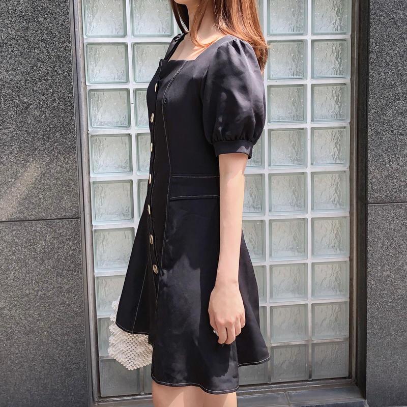 【予約】stitch ops / black