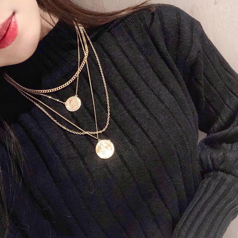 quadruple necklace
