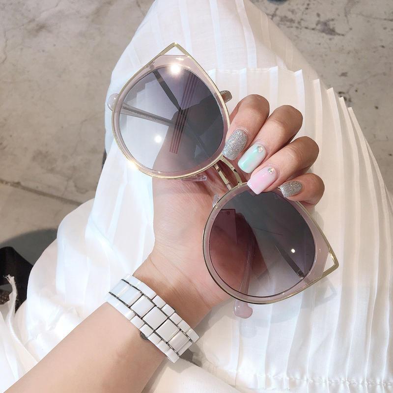 【即納】meow glasses / pink
