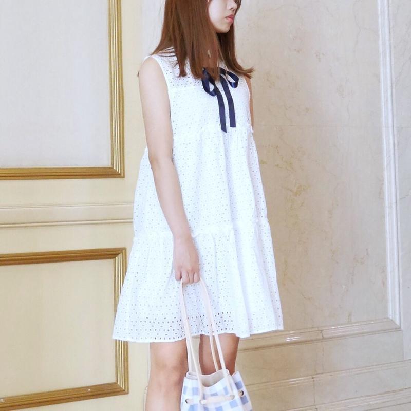 【即納】margaret ops / white