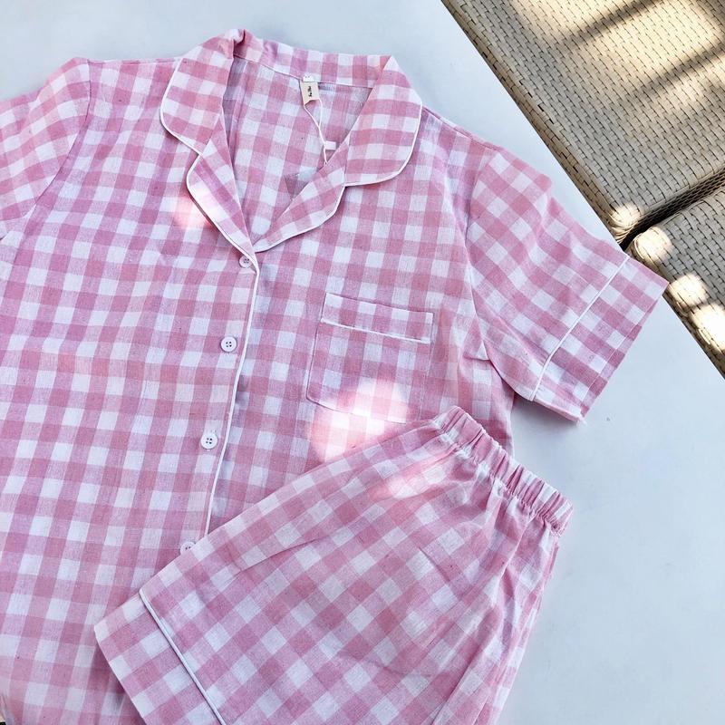 【予約】gg pajamas / pink