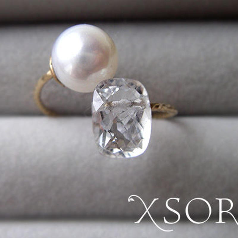 C Ring(K10×white)